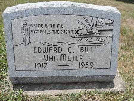 VANMETER, EDWARD C. - Pike County, Ohio | EDWARD C. VANMETER - Ohio Gravestone Photos