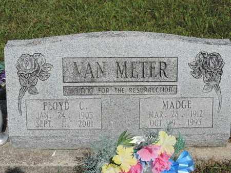 VANMETER, MADGE - Pike County, Ohio | MADGE VANMETER - Ohio Gravestone Photos