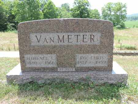 VANMETER, CHRIS - Pike County, Ohio | CHRIS VANMETER - Ohio Gravestone Photos