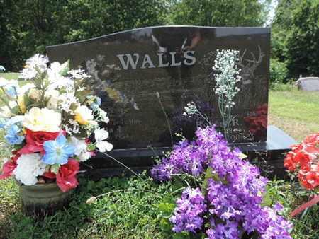 WALLS, ROBERT R. - Pike County, Ohio | ROBERT R. WALLS - Ohio Gravestone Photos