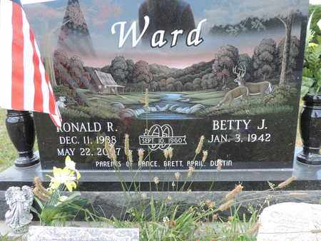 WARD, RONALD R. - Pike County, Ohio | RONALD R. WARD - Ohio Gravestone Photos