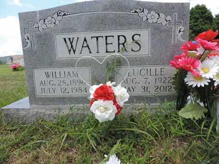 WATERS, WILLIAM - Pike County, Ohio | WILLIAM WATERS - Ohio Gravestone Photos