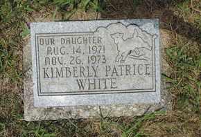 WHITE, KIMBERLY PATRICE - Pike County, Ohio | KIMBERLY PATRICE WHITE - Ohio Gravestone Photos
