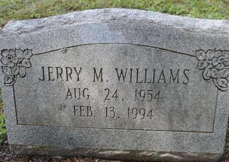 WILLIAMS, JERRY M. - Pike County, Ohio   JERRY M. WILLIAMS - Ohio Gravestone Photos