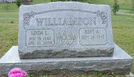 WILLIAMSON, BERT A. - Pike County, Ohio   BERT A. WILLIAMSON - Ohio Gravestone Photos