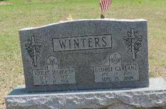 WINTERS, GEORGE - Pike County, Ohio   GEORGE WINTERS - Ohio Gravestone Photos
