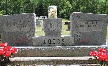 WOODS, RAYMOND E. - Pike County, Ohio   RAYMOND E. WOODS - Ohio Gravestone Photos