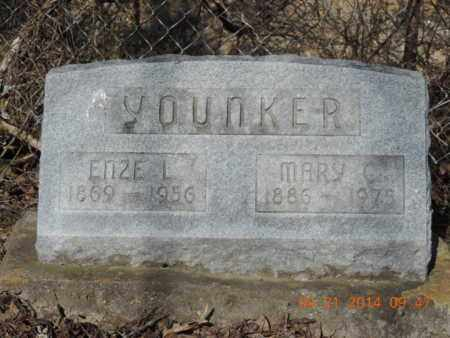 YOUNKER, ENZE L - Pike County, Ohio | ENZE L YOUNKER - Ohio Gravestone Photos