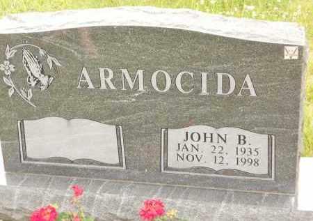 ARMOCIDA, JOHN B - Portage County, Ohio   JOHN B ARMOCIDA - Ohio Gravestone Photos