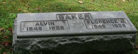 BAKER, FLORENCE A. - Portage County, Ohio | FLORENCE A. BAKER - Ohio Gravestone Photos