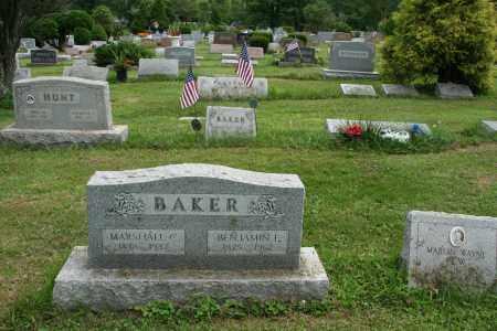 BAKER, MARSHALL - Portage County, Ohio | MARSHALL BAKER - Ohio Gravestone Photos