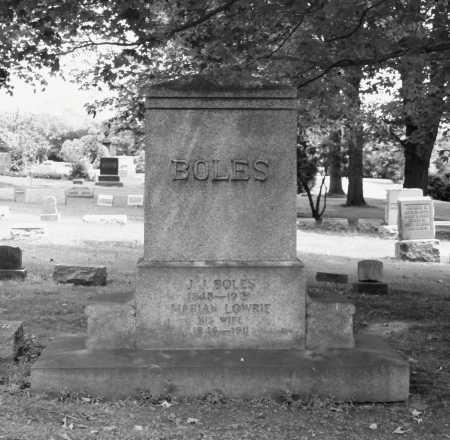 LOWRIE BOLES, MARIAN - Portage County, Ohio | MARIAN LOWRIE BOLES - Ohio Gravestone Photos