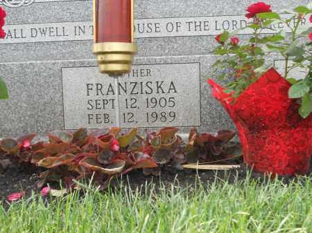 BOSKO, FRANZISKA - Portage County, Ohio | FRANZISKA BOSKO - Ohio Gravestone Photos