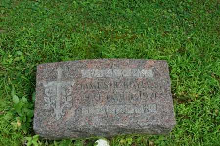 BOYLES, JAMES R - Portage County, Ohio | JAMES R BOYLES - Ohio Gravestone Photos