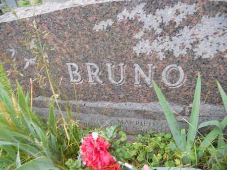 BRUNO, VITA EVA - Portage County, Ohio   VITA EVA BRUNO - Ohio Gravestone Photos