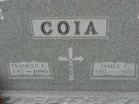 COIA, JAMES V - Portage County, Ohio | JAMES V COIA - Ohio Gravestone Photos