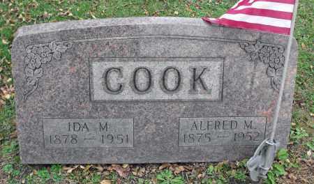 KOEHLER COOK, IDA M. - Portage County, Ohio | IDA M. KOEHLER COOK - Ohio Gravestone Photos