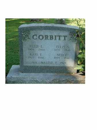 CORBITT, NED C. - Portage County, Ohio | NED C. CORBITT - Ohio Gravestone Photos