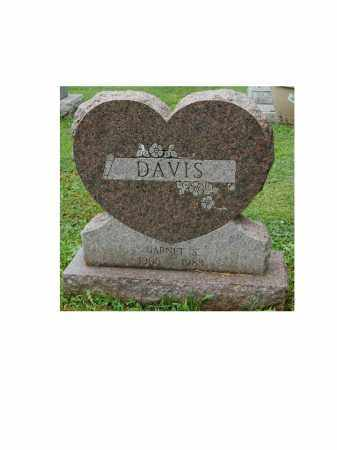 DAVIS, GARNET - Portage County, Ohio | GARNET DAVIS - Ohio Gravestone Photos