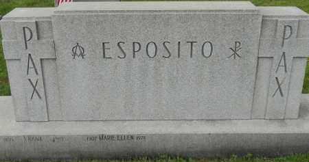 ESPOSITO, FRANK - Portage County, Ohio | FRANK ESPOSITO - Ohio Gravestone Photos