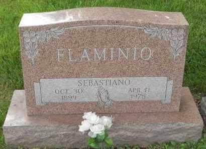 FLAMINIO, SEBASTIANO - Portage County, Ohio | SEBASTIANO FLAMINIO - Ohio Gravestone Photos