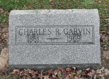 GARVIN, CHARLES R. - Portage County, Ohio   CHARLES R. GARVIN - Ohio Gravestone Photos