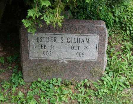 GILHAM, ESTHER S - Portage County, Ohio | ESTHER S GILHAM - Ohio Gravestone Photos