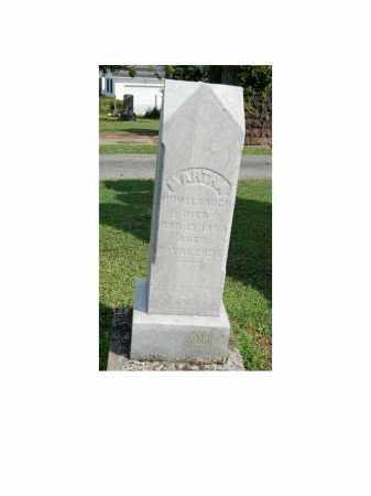 HUMMELBAUGH, MARTHA - Portage County, Ohio | MARTHA HUMMELBAUGH - Ohio Gravestone Photos