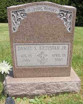 KRZYSTAN, DANIEL S - Portage County, Ohio   DANIEL S KRZYSTAN - Ohio Gravestone Photos
