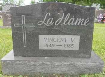 LAFLAME, VINCENT MARIO - Portage County, Ohio | VINCENT MARIO LAFLAME - Ohio Gravestone Photos