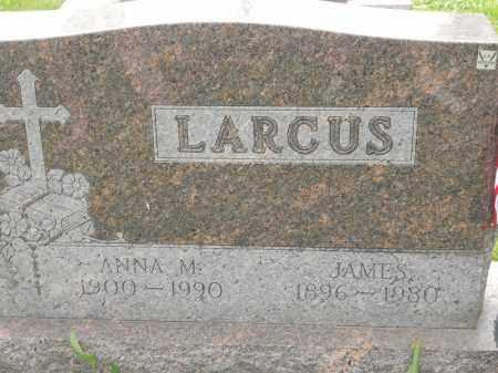 LARCUS, ANNA M - Portage County, Ohio | ANNA M LARCUS - Ohio Gravestone Photos
