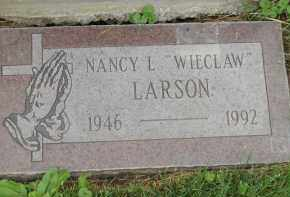 LARSON, NANCY L - Portage County, Ohio   NANCY L LARSON - Ohio Gravestone Photos