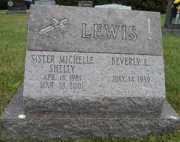 LEWIS, MICHELLE - Portage County, Ohio   MICHELLE LEWIS - Ohio Gravestone Photos