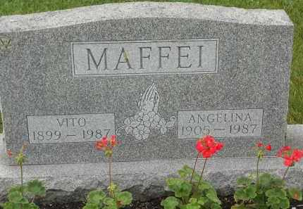 MAFFEI, ANGELINA - Portage County, Ohio | ANGELINA MAFFEI - Ohio Gravestone Photos