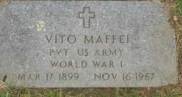 MAFFEI, VITO - Portage County, Ohio   VITO MAFFEI - Ohio Gravestone Photos