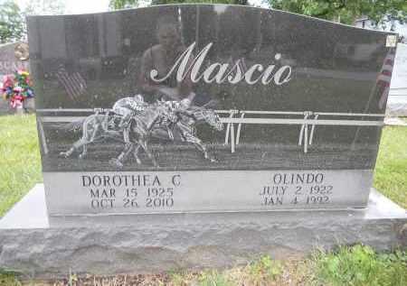 MASCIO, DOROTHEA C - Portage County, Ohio   DOROTHEA C MASCIO - Ohio Gravestone Photos