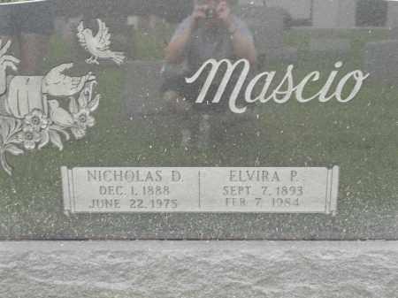 MASCIO, ELVIRA P - Portage County, Ohio | ELVIRA P MASCIO - Ohio Gravestone Photos