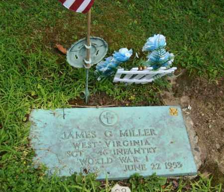 MILLER, JAMES G - Portage County, Ohio | JAMES G MILLER - Ohio Gravestone Photos