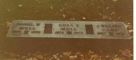 MULL, DANIEL W. - Portage County, Ohio | DANIEL W. MULL - Ohio Gravestone Photos