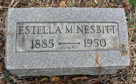 NESBITT, ESTELLA MAY - Portage County, Ohio | ESTELLA MAY NESBITT - Ohio Gravestone Photos