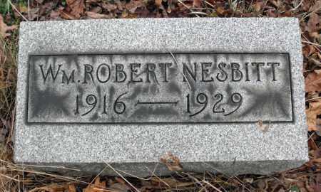 NESBITT, WILLIAM ROBERT - Portage County, Ohio | WILLIAM ROBERT NESBITT - Ohio Gravestone Photos