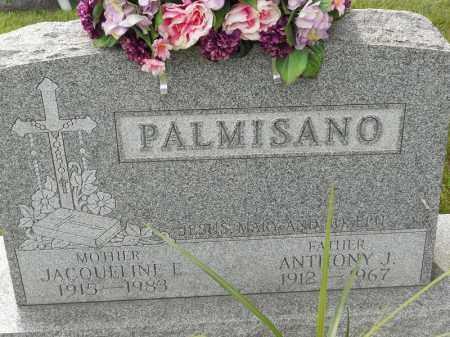 PALMISANO, JACQUELINE E - Portage County, Ohio | JACQUELINE E PALMISANO - Ohio Gravestone Photos