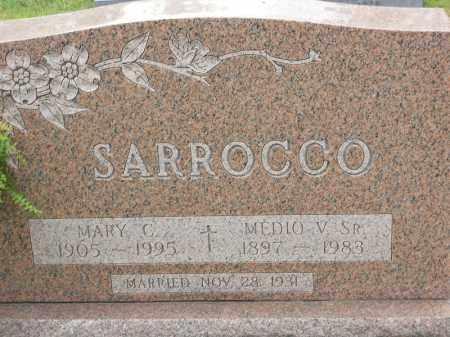SARROCCO, MEDIO V - Portage County, Ohio | MEDIO V SARROCCO - Ohio Gravestone Photos