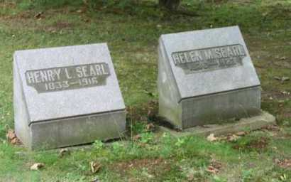 SEARL, HENRY L - Portage County, Ohio | HENRY L SEARL - Ohio Gravestone Photos