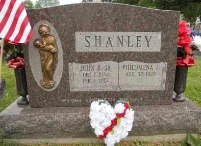 SHANLEY, JOHN B - Portage County, Ohio | JOHN B SHANLEY - Ohio Gravestone Photos
