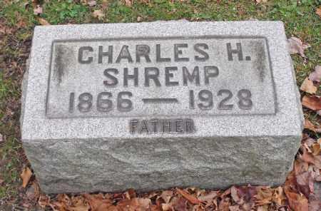 SHREMP, CHARLES H. - Portage County, Ohio | CHARLES H. SHREMP - Ohio Gravestone Photos