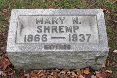 FRISBY SHREMP, MARY N. - Portage County, Ohio | MARY N. FRISBY SHREMP - Ohio Gravestone Photos