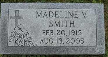 SMITH, MADELINE V - Portage County, Ohio   MADELINE V SMITH - Ohio Gravestone Photos