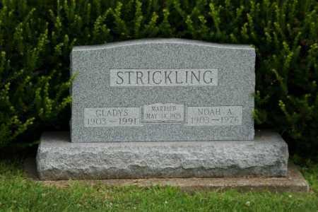 MALLETT STRICKLING, GLADYS - Portage County, Ohio | GLADYS MALLETT STRICKLING - Ohio Gravestone Photos