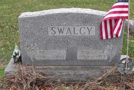 KENNELEY SWALCY, GRACE A. - Portage County, Ohio | GRACE A. KENNELEY SWALCY - Ohio Gravestone Photos